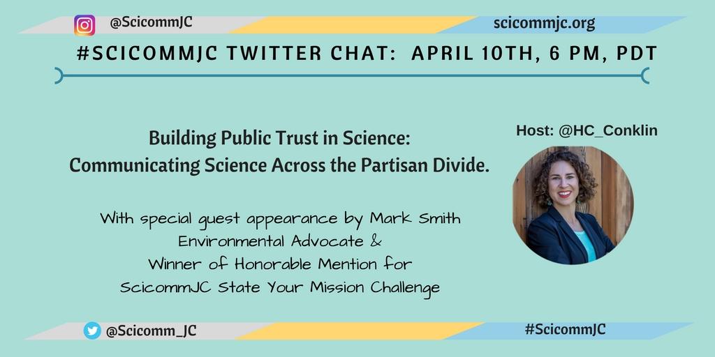 Building Public Trust in Science