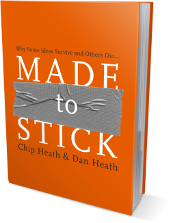 Cover of the book Made to Stick