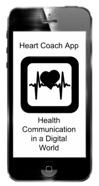 Health coach mobile app